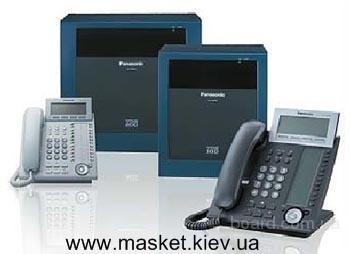 Цифровые АТС Panasonic, Мини – АТС, АТС
