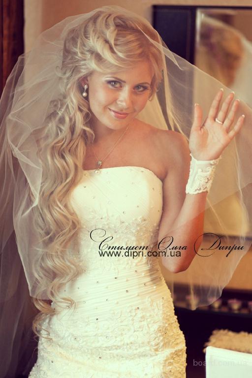 Свадебные прически курсы свадебных