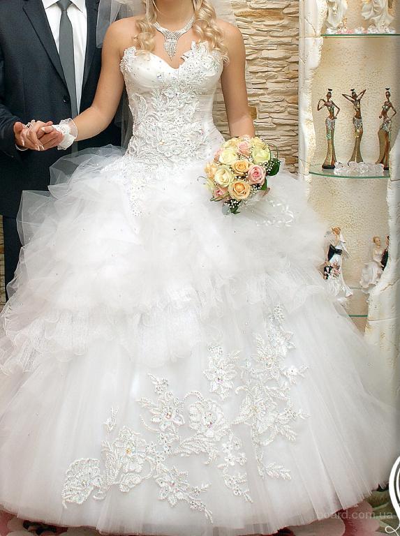 Фото красивые свадебные платья