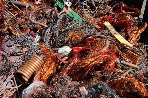 Пункт приема лома черных и цветных металлов в Днепропетровске