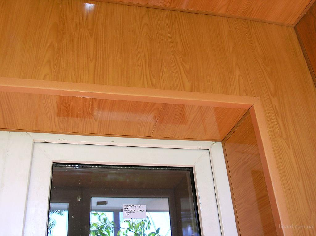Откосы и балконы любой сложности изготовим, в донецке.