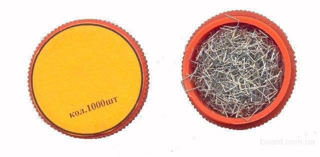 Скобки к ушивателям тканей, сосудов и органов уо-40, уо-60, ус-30,уто-70.(1000 шт)