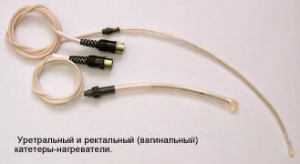 Ректальный (вагинальный) катетер-нагреватель к приставке Интратерм