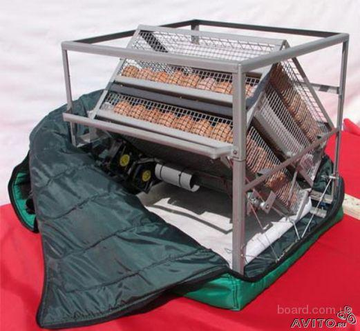 Характеристики: Вместимость, куриных яиц, шт. не менее 140 Диапазон подстройки температуры в инкубаторе, град.С 36 .