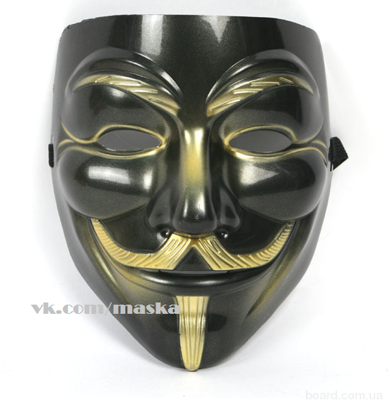 черная маска купить в магазине