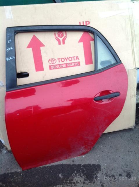 Дверь передняя левая правая б/у Toyota (Тойота) Auris, Avensis, Camry, Corolla, Rav-4