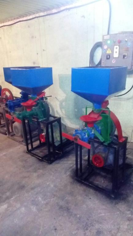 Экструдер в домашних условиях для изгготовления комбикорма 100-120 кг час