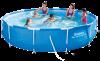 Как обустоить бассейн на даче