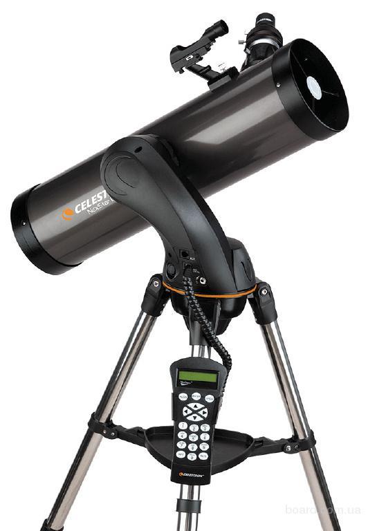 Автоматизированный телескоп Celestron NexStar 130 SLT