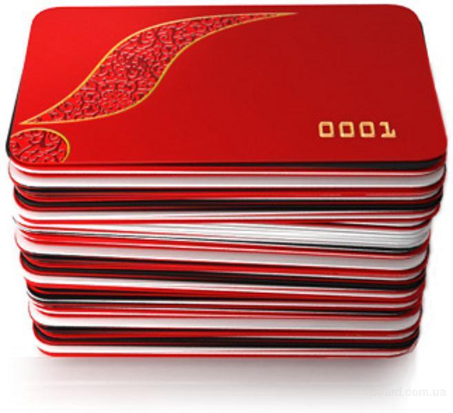 Процесс производства пластиковых карт: дисконтная продукция для покупателей