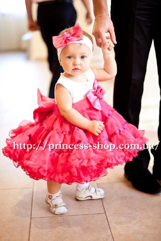 Детские платья на годик и не только