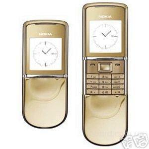 Nokia 8800 Sirocco Gold UA Новый Оригинал Гарантия