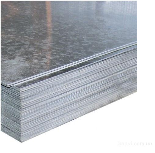 Лист оцинк., оцинковка лист, Лист 0,5х1000х2000 оцинкованный, Лист 0,55х1000х2000 оцинковка