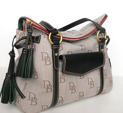 Сумка Dooney Bourke Florentine The Smith Bag, оригинал