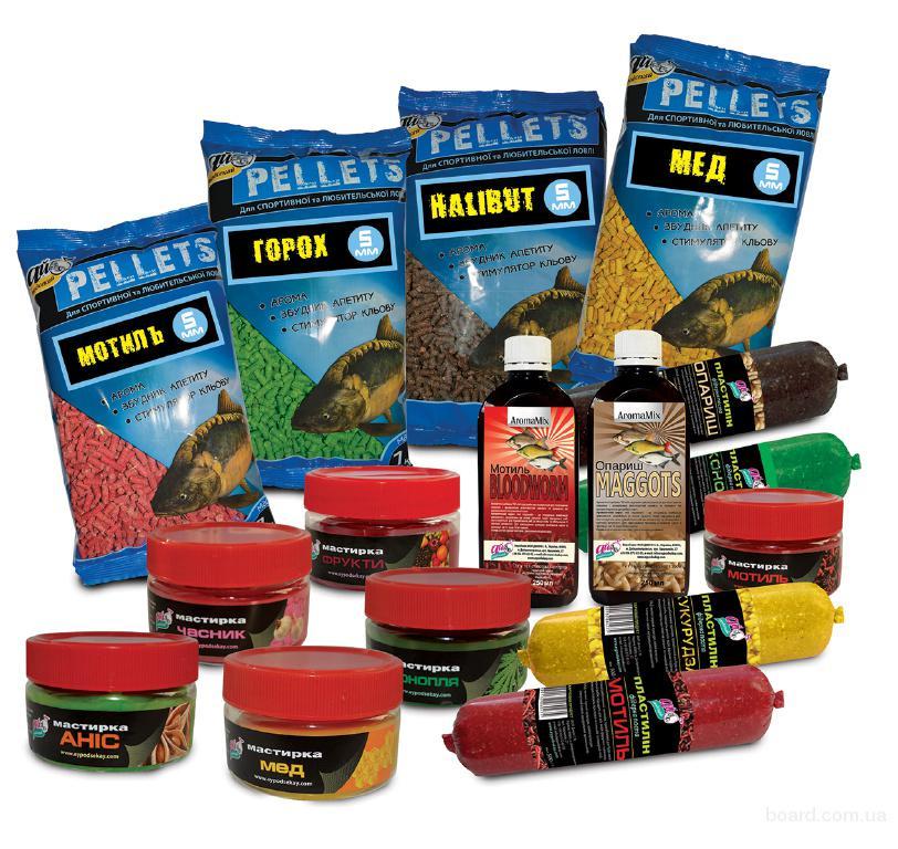 гранулированная прикормка для рыбалки купить