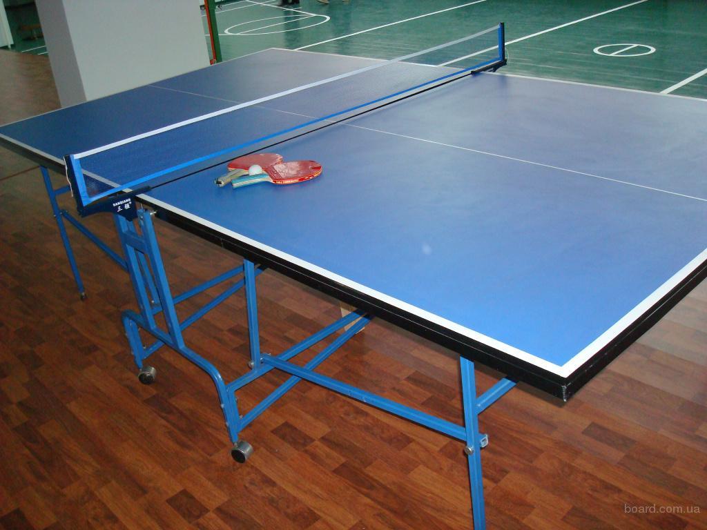 Стол для настольного тенниса своими руками складной