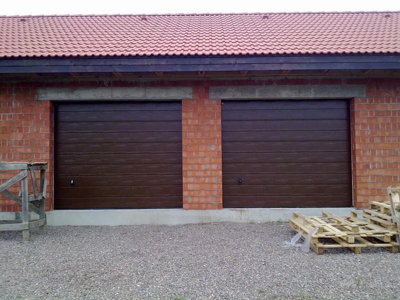 Сколько стоит гаражные автоматические ворота
