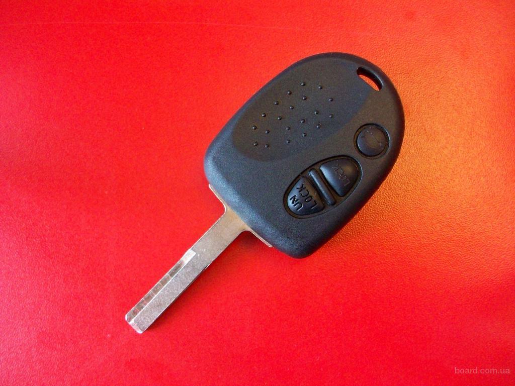 Ключ выкидной Lachetti, ключ зажигания на Лачетти, Lachetti выкидуха