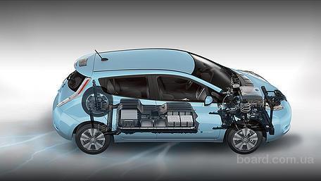 Электрокар Nissan Leaf II