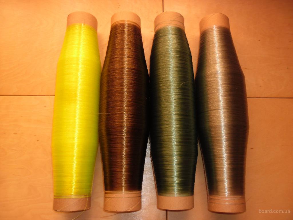 Покупаем леску, нитки и челноки для вязания рыболовных сетей 99