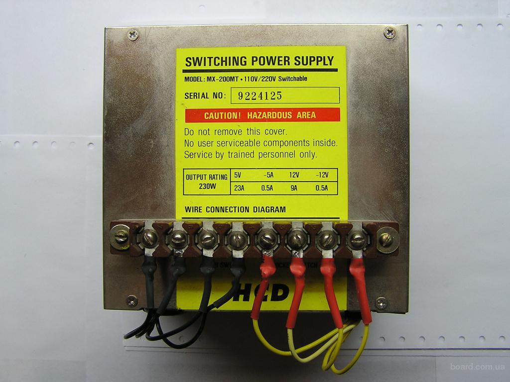 Электрическая схема на портер