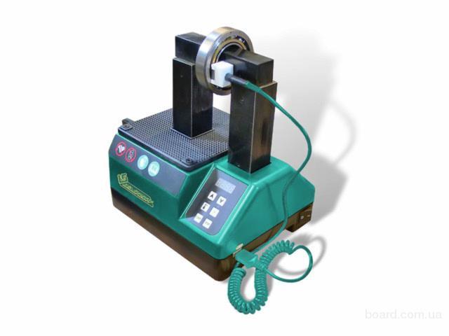 BALTECH HI - индукционный нагреватель, схема индукционного нагревателя.