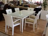 Продам 6-ть комплектов стол 160х100см из ротанга со стульями