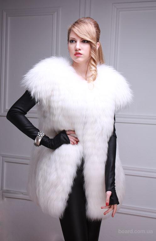 жилет полярная лиса фото цена
