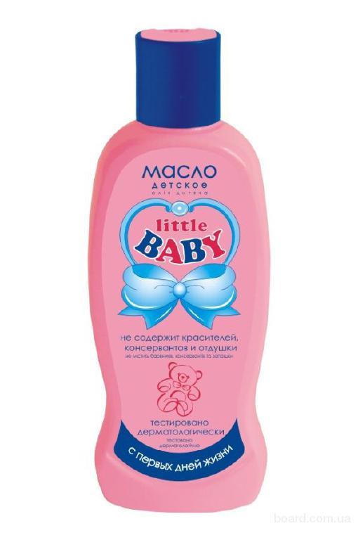 Косметическое масло для малышей Little Baby
