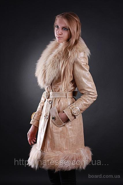 Пальто со