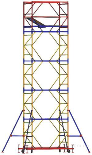 передвижная вышка тура 1,2х2,0 м и 1,6х0,8 м