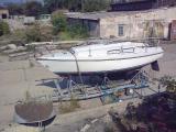 Прогулочная парусная яхта Neptun-26