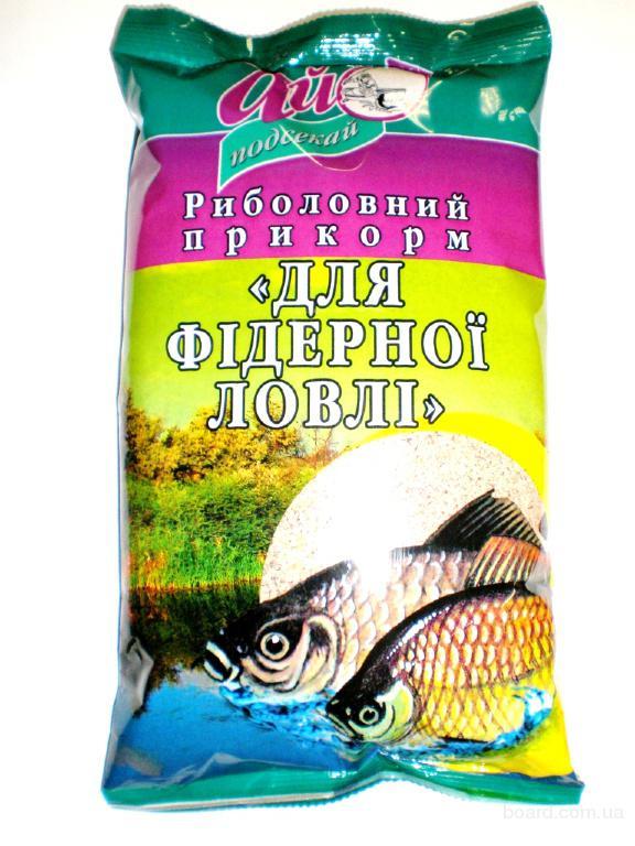 бизнес прикормки для рыбалки