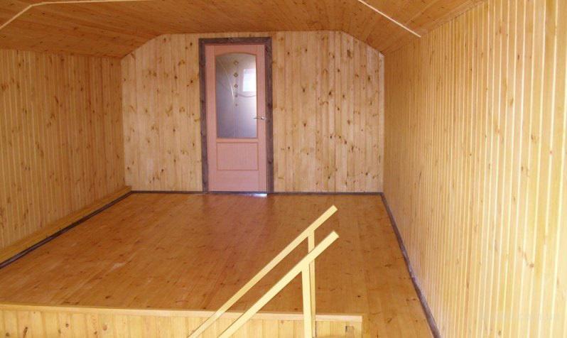 Вагонка предназначена для наружной и внутренней отделки деревянного дома, причем, вагонка, которая используется...