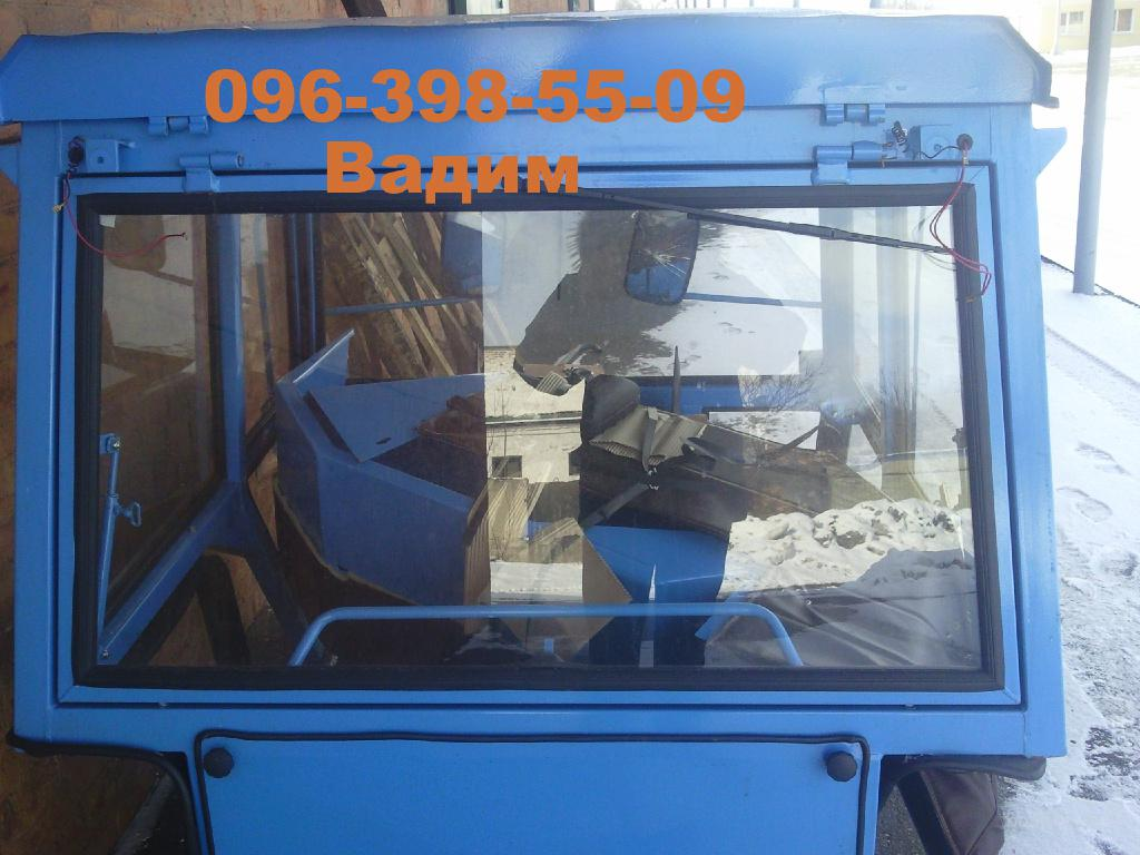 Трактор КАБИНА МТЗ 80/82.