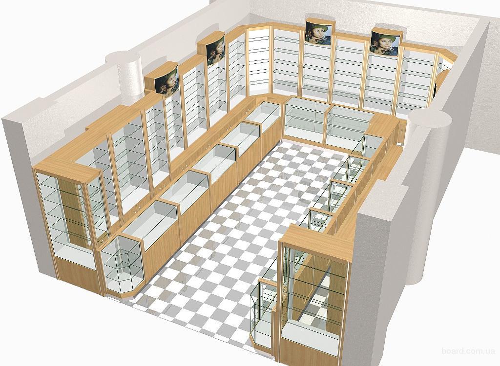 Дизайн магазина своими руками