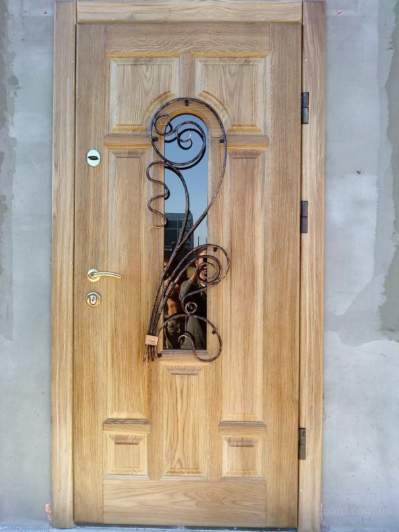 двери входные бронированные натуральное дерево