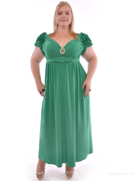 Женская одежда больших размеров оптом и в розницу