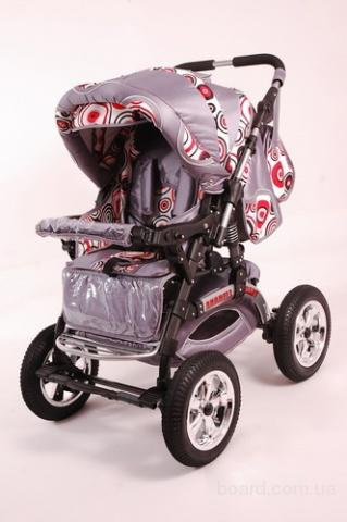 Детская коляска с рождения трансформер Bambino Anabell