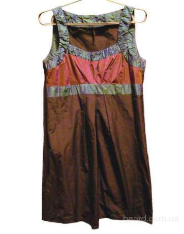 Платье нарядное naf-naf