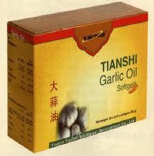 Чесночное масло чеснока компании Тяньши, Тиенс Лучший Бад, 30$