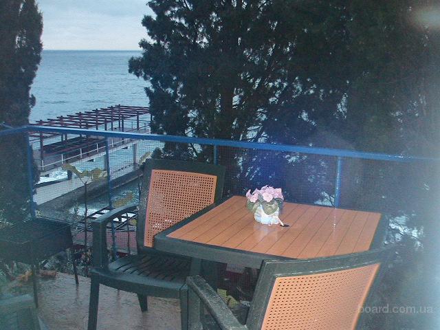 Сдам 1 к.квартиру студия-люкс возле моря в Ялте!