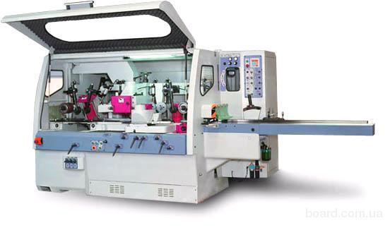 Комплексная поставка деревообрабатывающего оборудования.