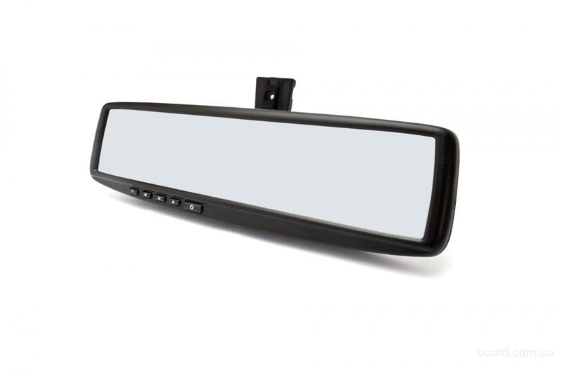 Зеркало заднего вида монитор камера 4