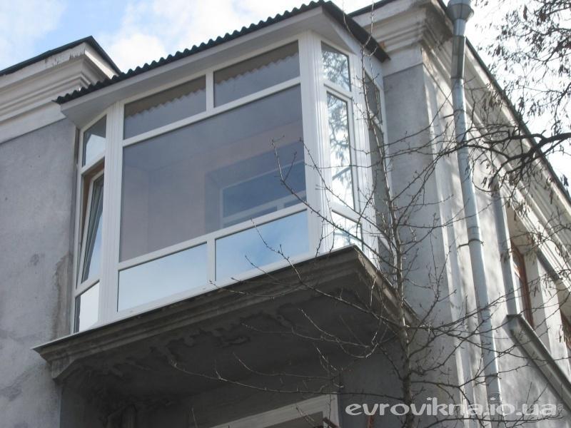 Авито балконы под ключ и крыша.