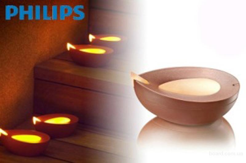 Декоративные свечи Philips