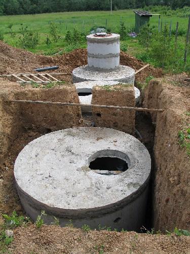 Строительство колодцев, канализаций, септиков под ключ.  Чистка и углубление питьевого колодца, установка дубового...