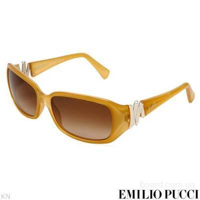 Очки Emilio Pucci(медовое золото), оригинал