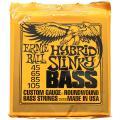 Струны бас Ernie Ball 2833 Hybrid Slinky 45-105