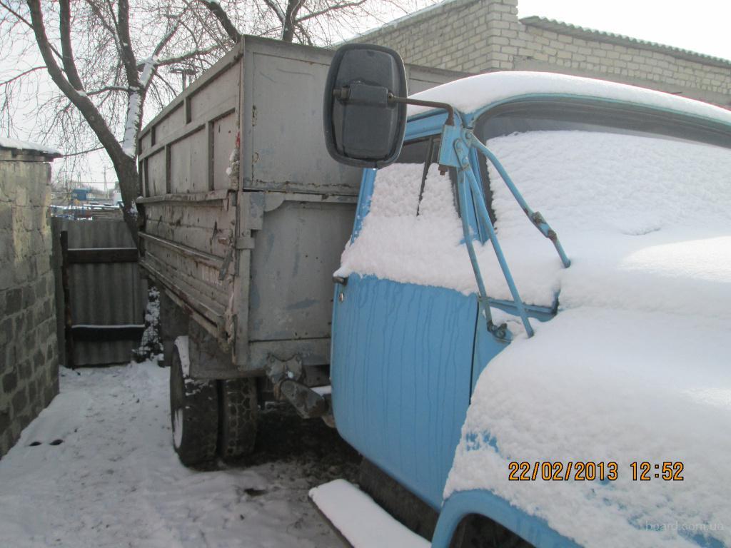 ГАЗ-САЗ 3507. продам.